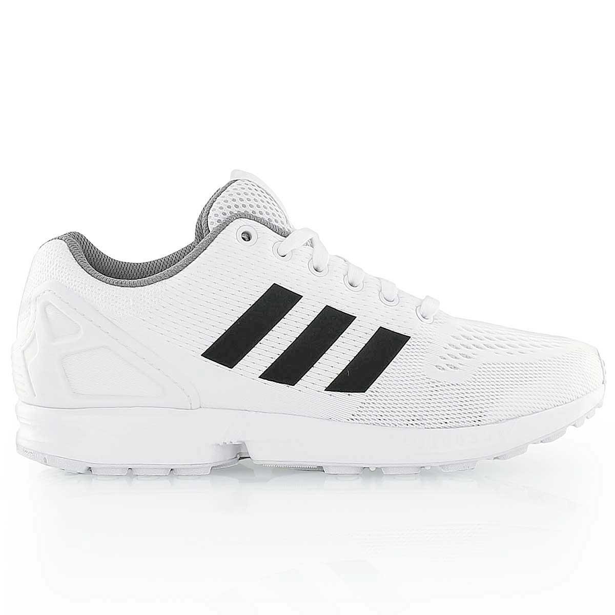 zx flux adidas noir et blanc