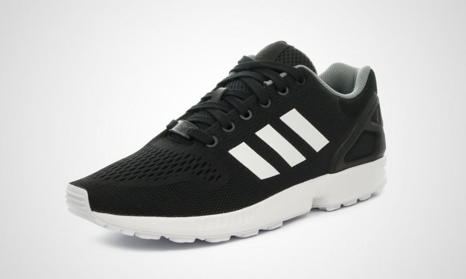 alternative acquérir chaussure zx flux noir fcf91