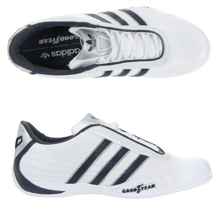 chaussure adidas hommes blanche